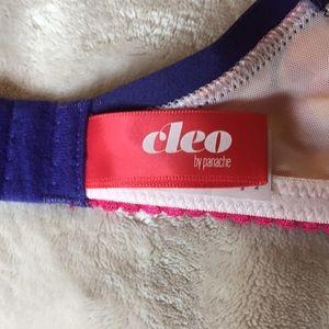 03560678aad Panache Intimates   Sleepwear - Flora print Cleo by Panache bra. Size 34DDD( F